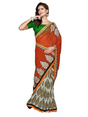Two Shade Fancy 10 Saree