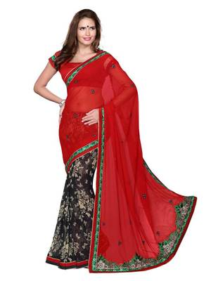 Two Shade Fancy 13 Saree