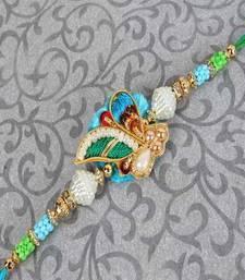 Buy Striking Zardosi Rakhi zardosi-rakhi online