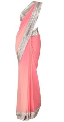 Pink Georgette