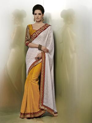 Enormous Jacquard Designer Saree