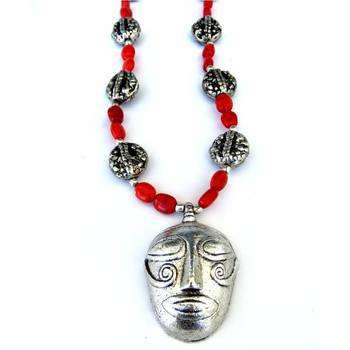 Tribal Man: Red/004Red