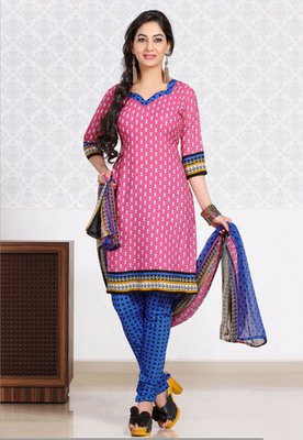 BABY PINK Designer Suits with matching duppata DG2744