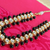 Kundan with Black Beads Necklace