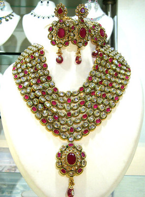 Designer Choker Collection Kudan SET