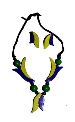 Handmade Terracotta Necklaces
