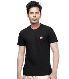 Buy Black with neon  men-tshirt online