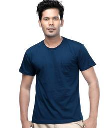Buy Subtle Pocket : Airforce Blue men-tshirt online