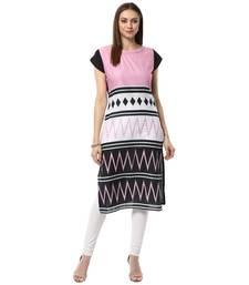 multicolor stitched cotton stitched kurti
