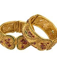 Buy Bracelet free size bangles-and-bracelet online