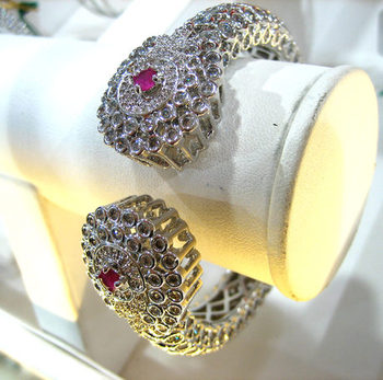 Designer Jewellery  Kada Bracelet