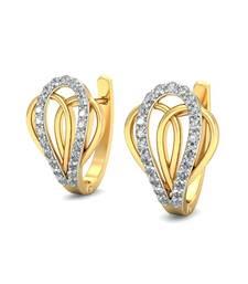 Buy Lily Diamond gemstone Earringss gemstone-earring online