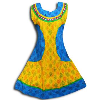 Exclusive Designer kurti by Designs Yellow