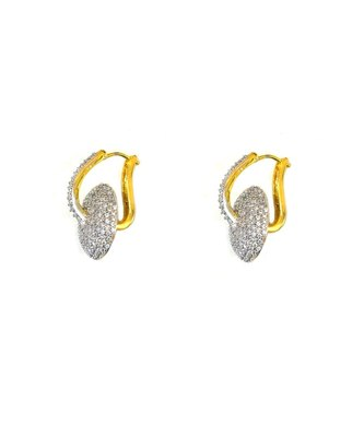 Extensive Diamond Earings