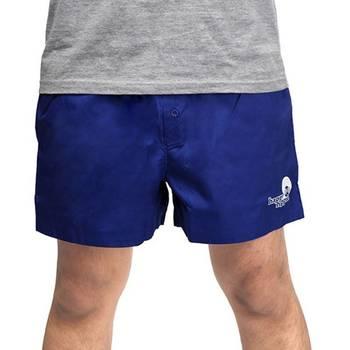 Blue Boxers