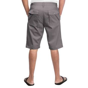 Elephant Grey : Shorts : Relaxed fit