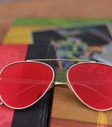 Buy RED GOLD SUNGLASSES sunglass online