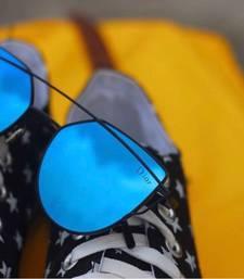 Buy BLUE BLACK SUNGLASSES 21 sunglass online