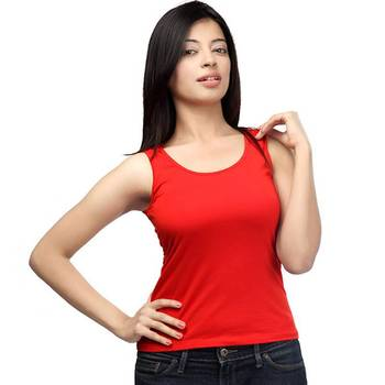 Tank Top : Red