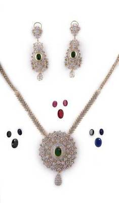 Beautiful Multicolor Necklace Sets