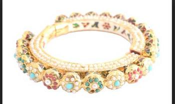 Beautiful Multicolor Bangles-and-bracelets