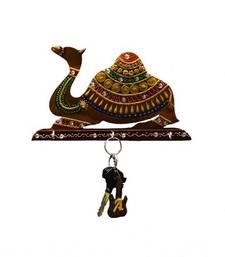 Papier-Mache Camel Key Holder