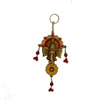 Metal Lord Ganesha Wall Hanging