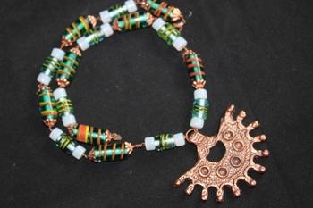 Bronze Gypsy Pendant