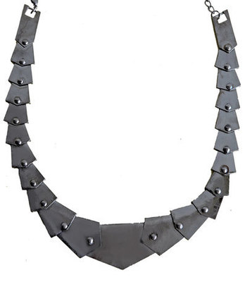 Darling Black Statement Neckpiece