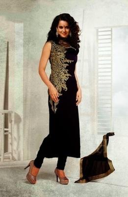 Trendy designer party wear salwar kameez