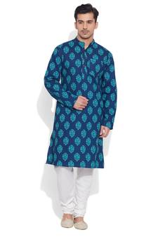 0ba9f4255bb Kurta Pajama 2019 - Buy Designer Mens Kurta Pajama Online ...