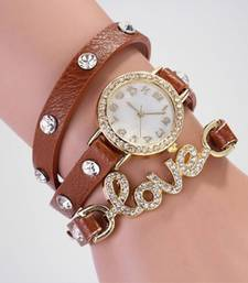 Buy New Latest Fashion Deals With Brown coral watches watch online