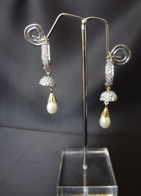 AD Stone designer earrings