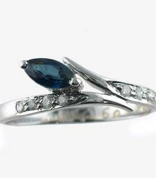 Buy 925 RHODIUM PLATED RING engagement-ring online