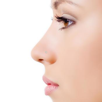 Designer Diamond  Nose Ring