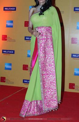 Sridevi Indian Traditional Bollywood Designer Partywear saree, Fancy Saree