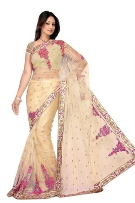Priyanka Chopra Indian Traditional Bollywood Designer Partywear saree, Designer Saree