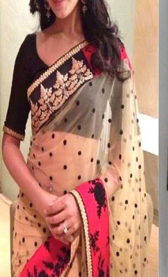 Samantha Indian Traditional Bollywood Designer Partywear saree, Designer Saree