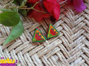 Triangular Studs!!