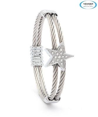 Vendee-Silver Fashion Jewelry Bracelets (5723)