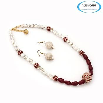 Vendee-Costume fashion Necklace jewelry (6869)