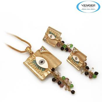 Vendee-Lovely-Fashion pendant set (6930)