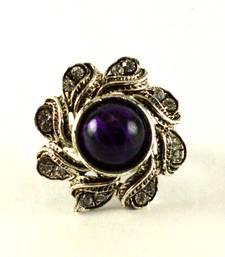 Potta Kundan Adjustable Ring