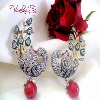 Victorian Earrings-1