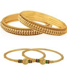Buy Gold zircon bangles-and-bracelets bangles-and-bracelet online
