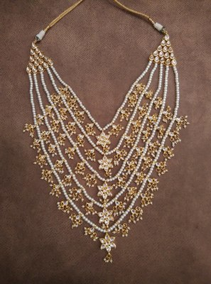 Five Layered Kundan Rani Haar