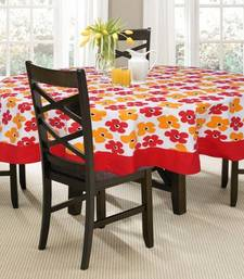 Buy 6 Seater Basic Printed Round Table Cloth table-cloth online