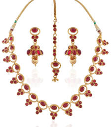 Buy Audacious antique kemp set necklace-set online