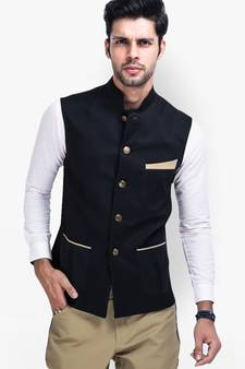 0c44873323 Nehru Jacket – Latest Traditional Nehru & Modi Jackets for Men Online