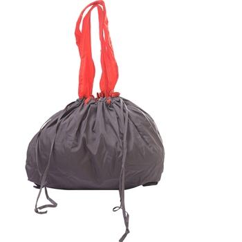 Smoky Grey Multipurpose Folding Bag